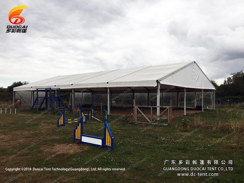sidewall PVC tent