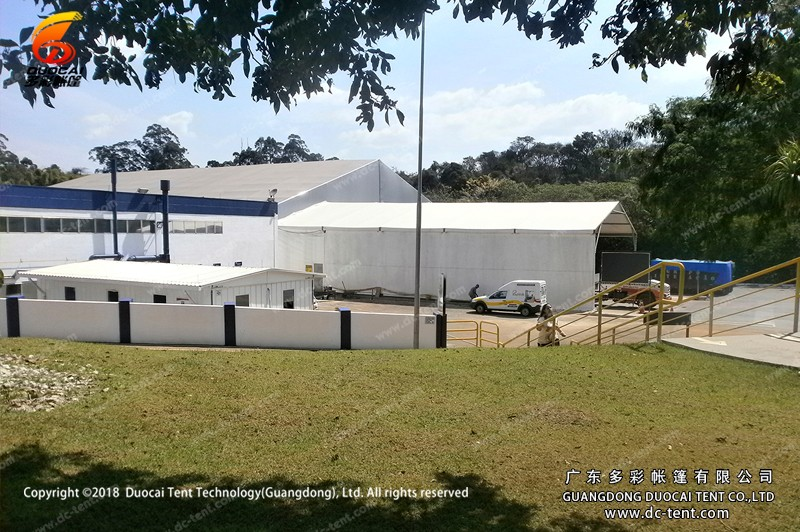 Industrial store tent for sale