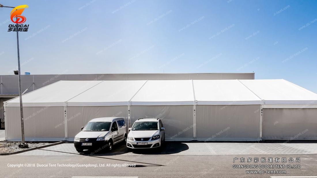 aluminum tent ABS wall