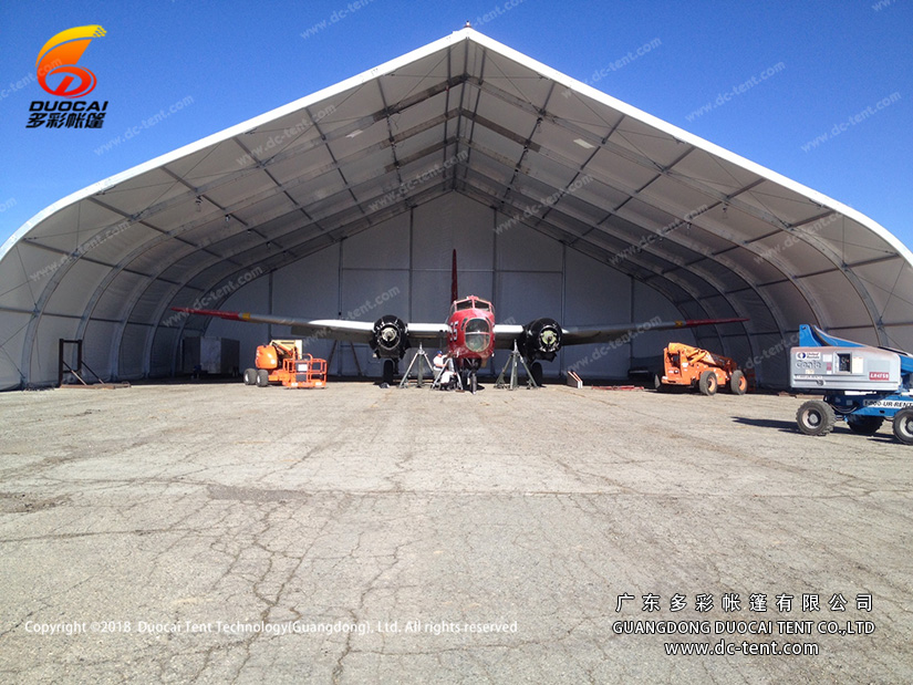 big aircraft tent for sale