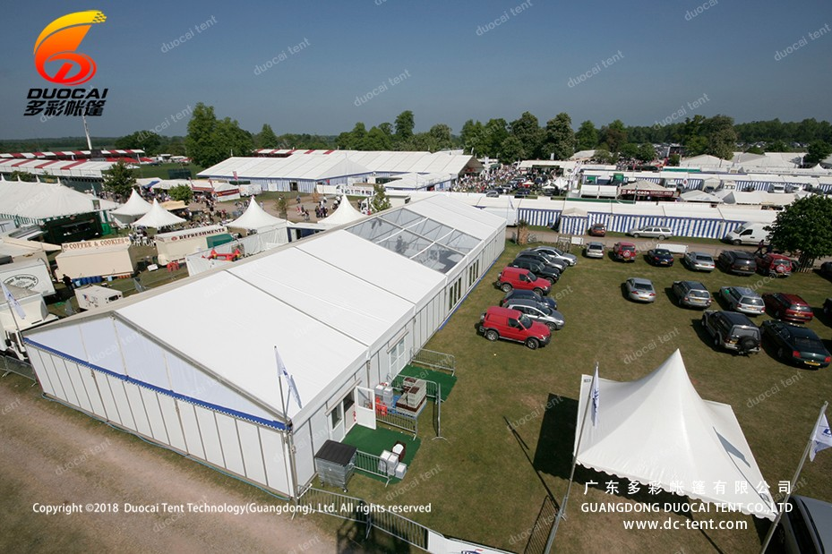 temporary tents for construction
