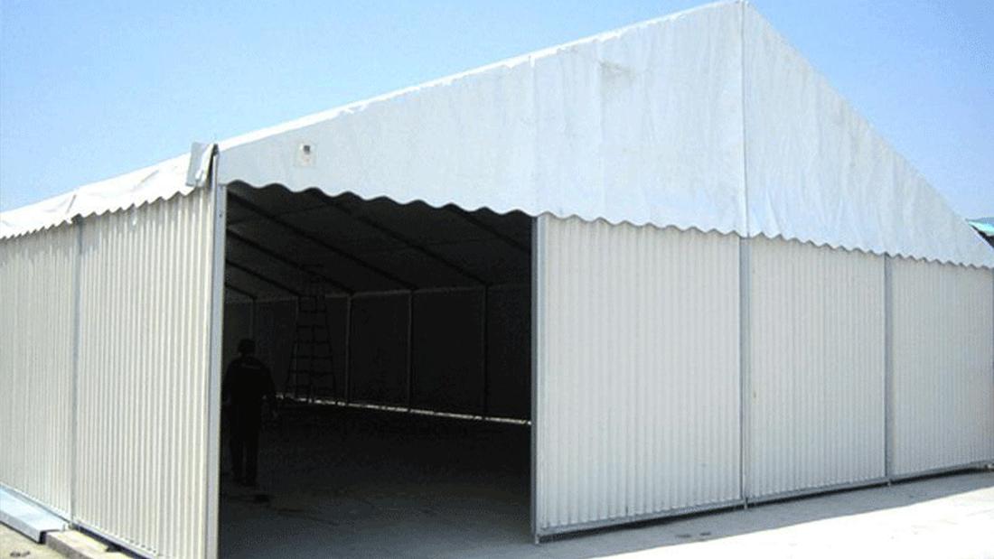 factory outdoor warehouse