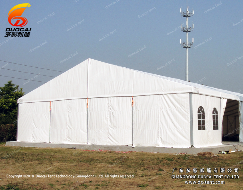 20x50M large warehouse tent for cargo storage