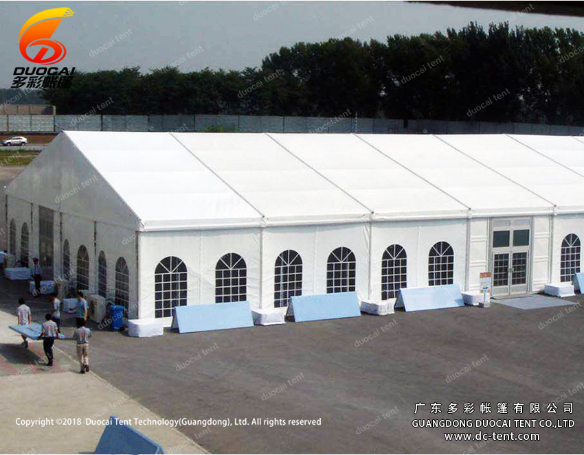 Canton fair structure tent manufacture from China ... & Exhibition Tents for Canton Fair - Large Tent Hire | Large Tents ...