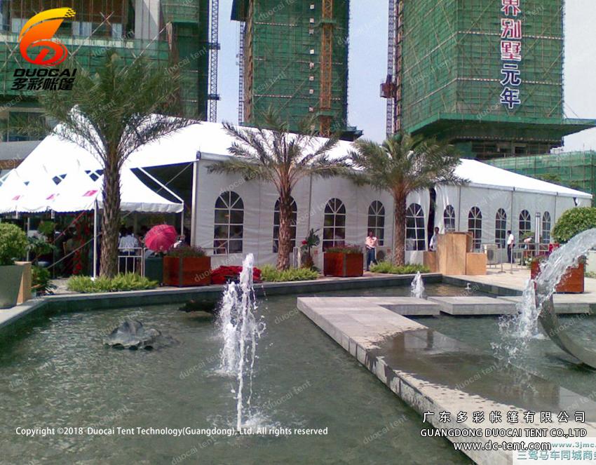 Arabian hajj aluminium tents for  events