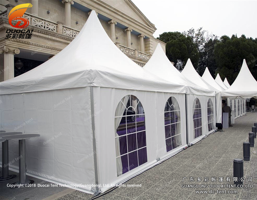 European pagoda outdoor tents factory from China