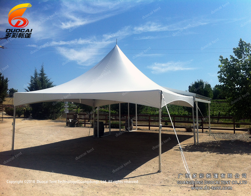 tension marquee small waterproof tent system