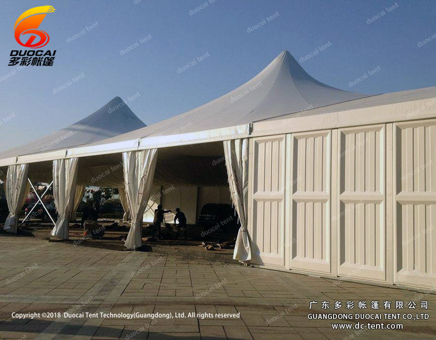 Special mixed tent rental factory from China