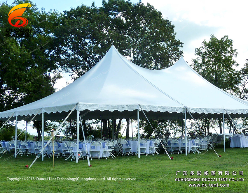 100 people mixed party tent wholesale