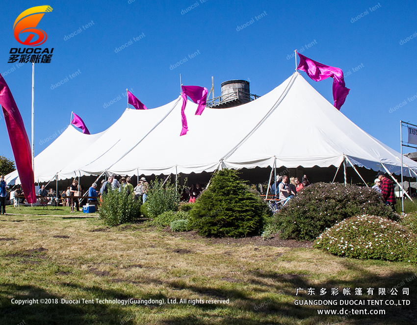 500 people mixed wedding tent for sale