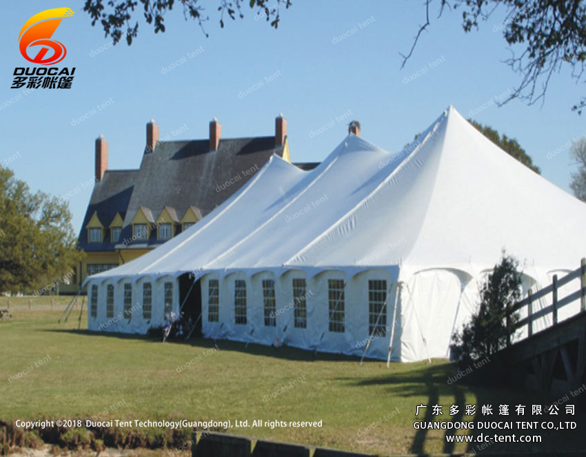200 people sunprotect aluminium event tent supplier
