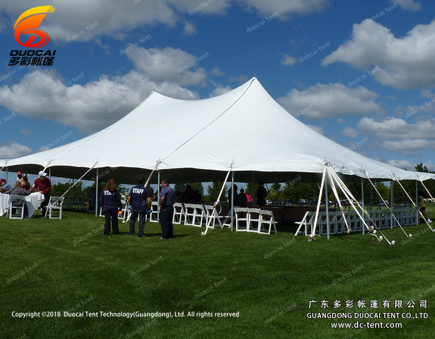 Luxury marquee tent factory from china