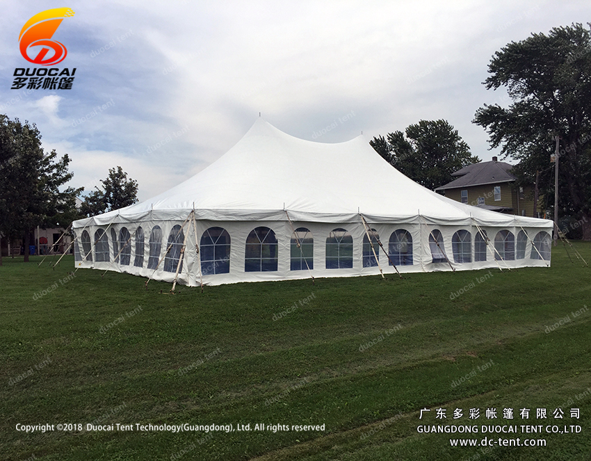 Used tent rental company in China