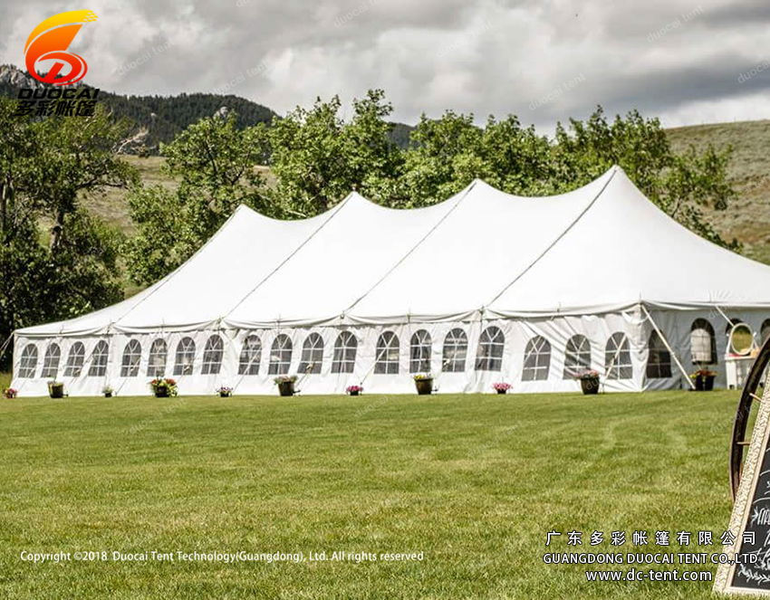 Aluminium mixed party tent for sale