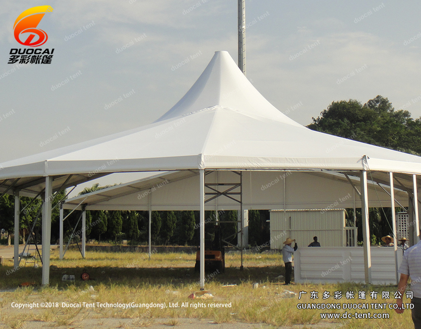 Aluminium canopy supplier