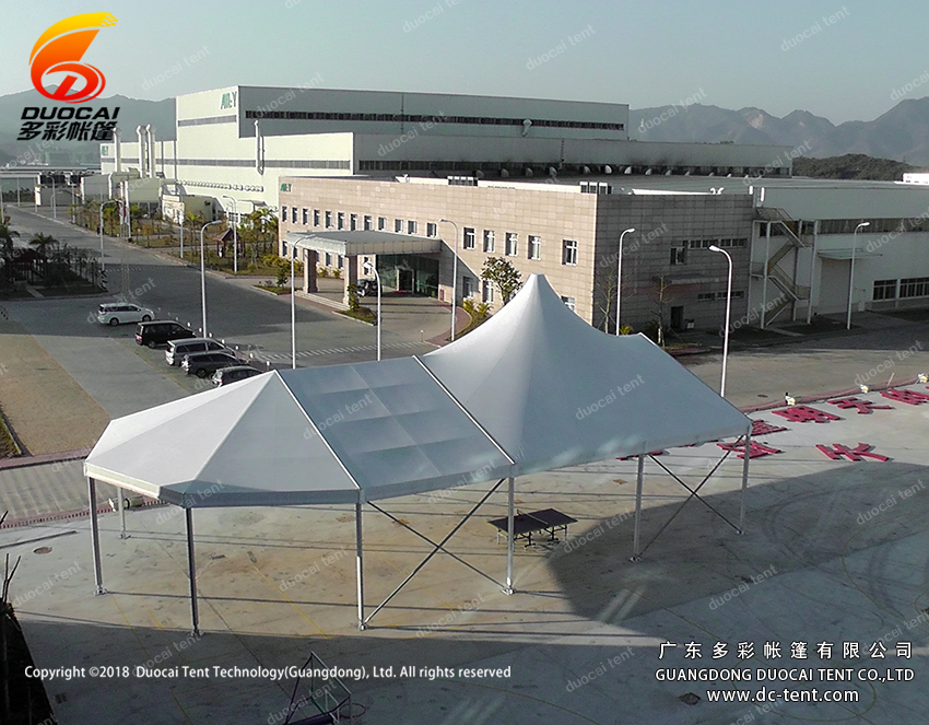PVC structure marquee tent factory