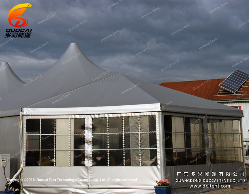 Structure big tent from China