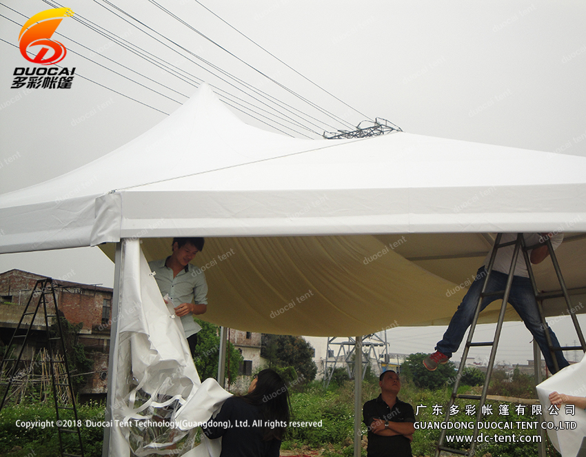 Structure small tent wholesale