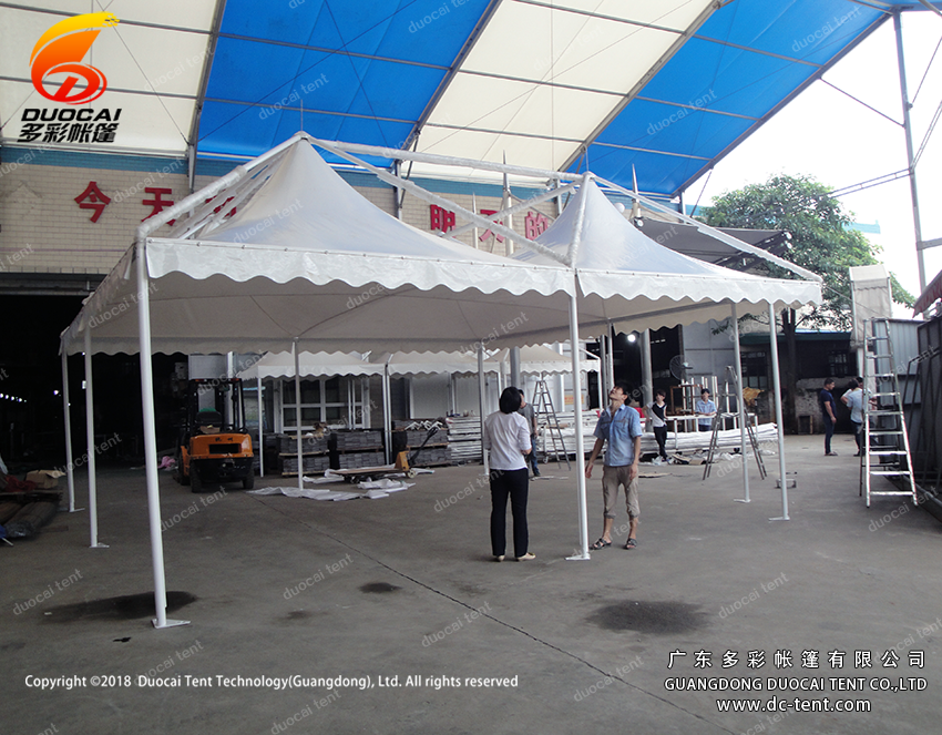 Gazebo maquee tent factory from china