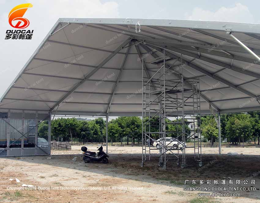 Polygon big tent for event party from China supplier