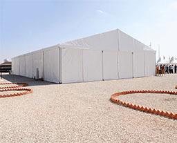Raji Tent- Hajj Tent- ramadan Tent in Middle East