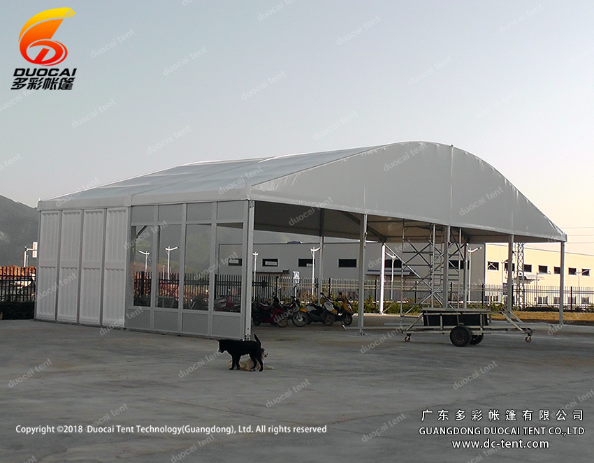 20M clear span arcum maquee tent supplier