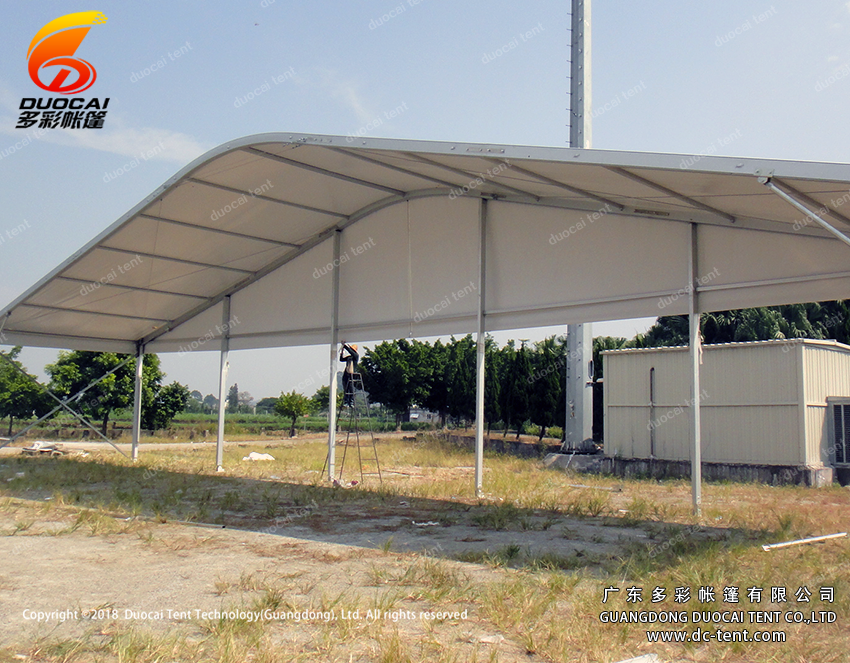 25M Clear span arcum tent for party events