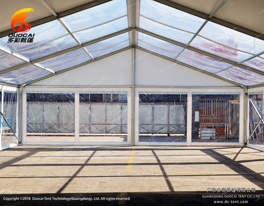 Big Transparent marquee tent supplier from China