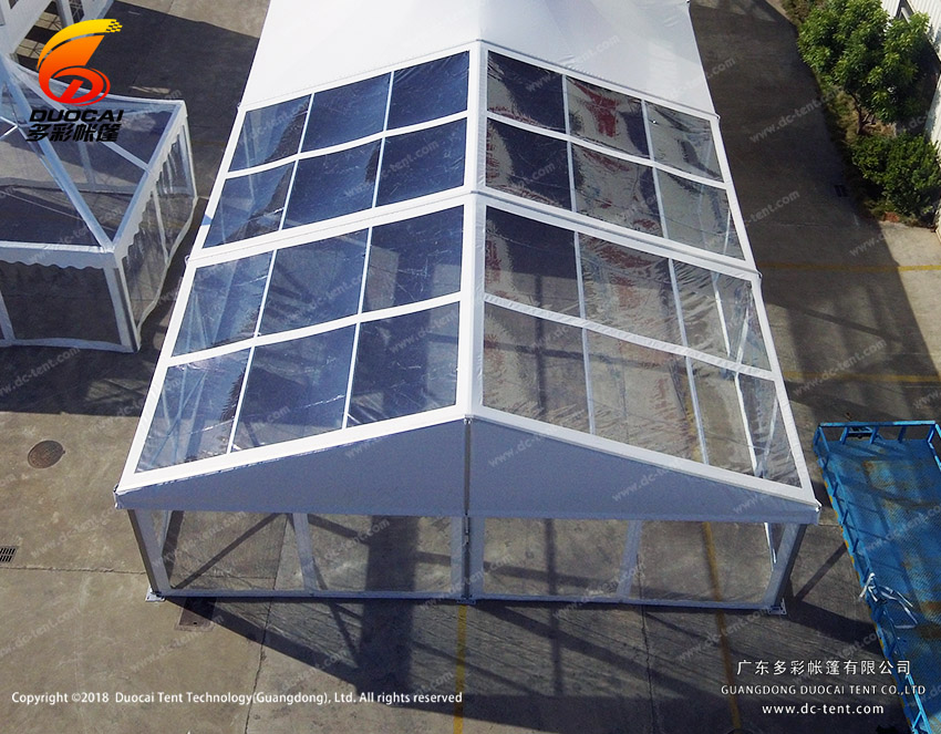Big Transparent maquee tent supplier from China