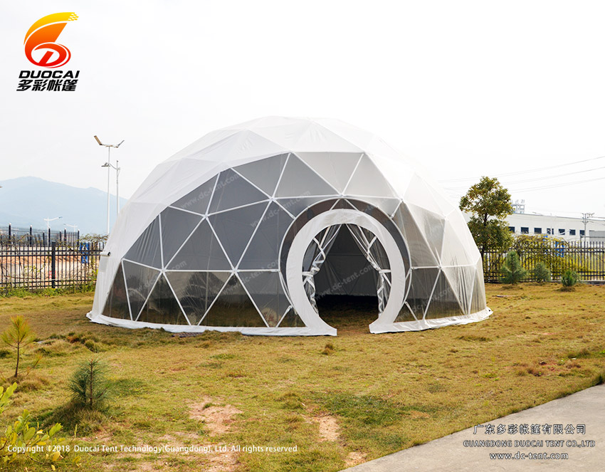 Aluminium Dome wedding party tent wholesale