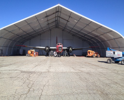 Aircraft tent for sale