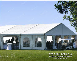 Durable wedding 20m width marquees
