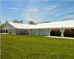 25m X 30m outdoor event white tent