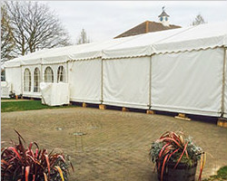 Flooring for small size event marquee for sale